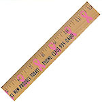 Ribbon Background Rulers